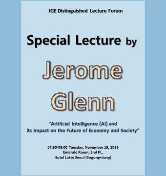[November 19, 2019] Mr. Jerome Glenn